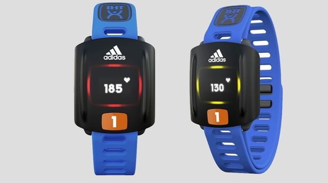 Adidas has unveiled the Zone, a wearable fitness tracker that's aiming to whip school kids into shap featured image