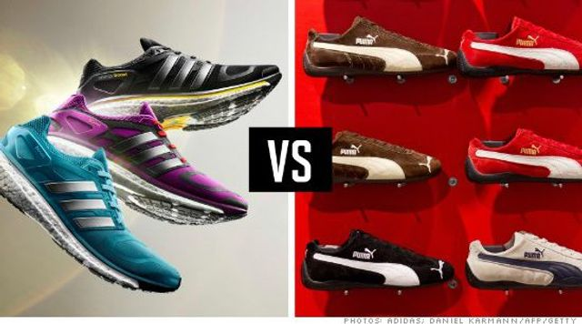 Adidas vs Puma: a Century of Family Conflict featured image