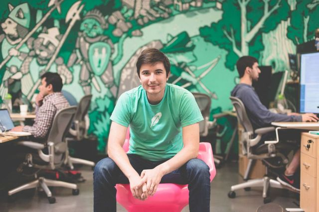 Free stock trading app Robinhood rockets to a $5.6B valuation with new funding round featured image