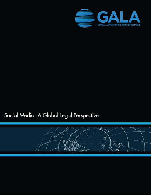 GALA publishes new edition of global guide to social media law featured image