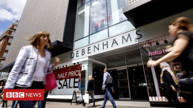 Challenge to Debenhams CVA featured image