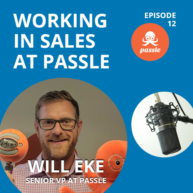 Passle Pod Episode 8 - What it's like to work in sales at Passle featured image