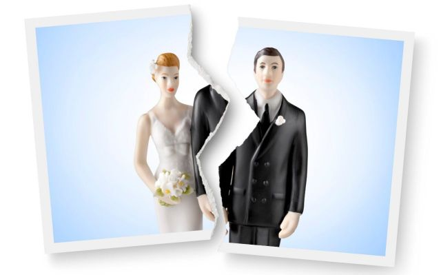 Thousands of couples 'exaggerate marriage faults to get divorce' featured image
