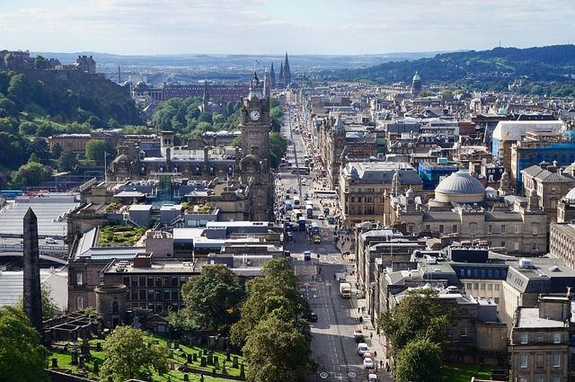 Edinburgh's Plan for Net Zero Carbon Emissions featured image