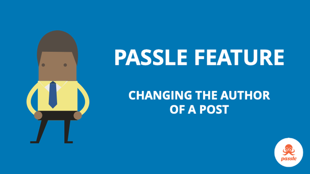 Feature: Changing authors on a post featured image