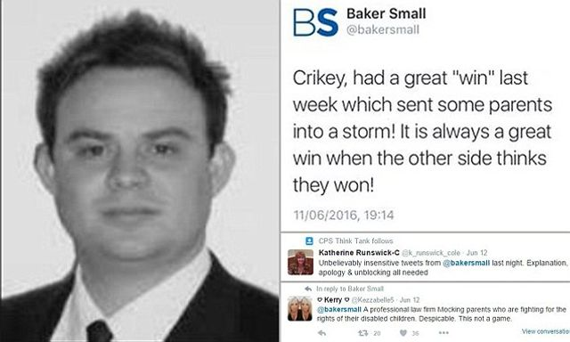 Solicitor in hot water over social media outburst featured image
