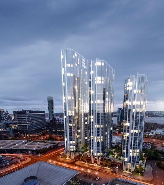 £250 Million application for triple towers. featured image