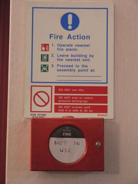 Social Media campaigns: plan for unexpected outcomes with a 'Social Fire Alarm Test' featured image