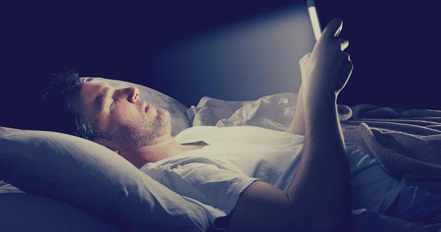 Sleep deprivation caused by technology? featured image