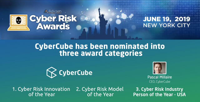 Advisen cyber risk awards nominations - vote now! featured image
