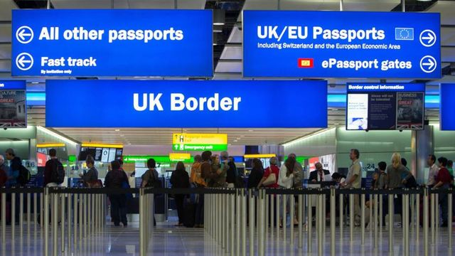 UK Government extends rights of EU citizens entering the UK post-Brexit featured image