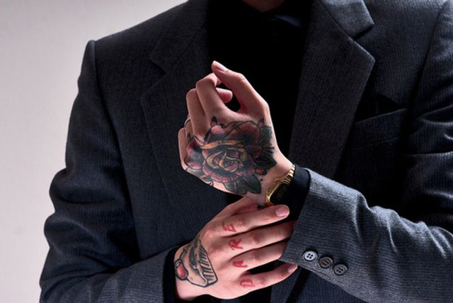 Ink-credible: Tattoo Discrimination At Work featured image