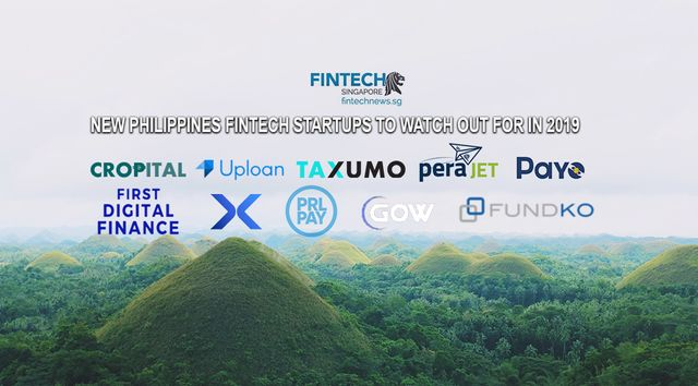 10 New Philippine Fintech Startups to Watch out for in 2019 featured image