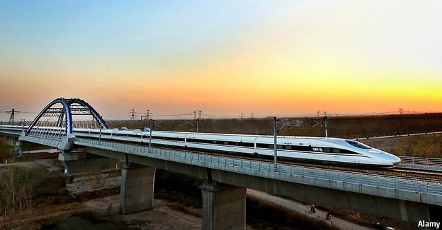 China's high speed rail ambitions featured image