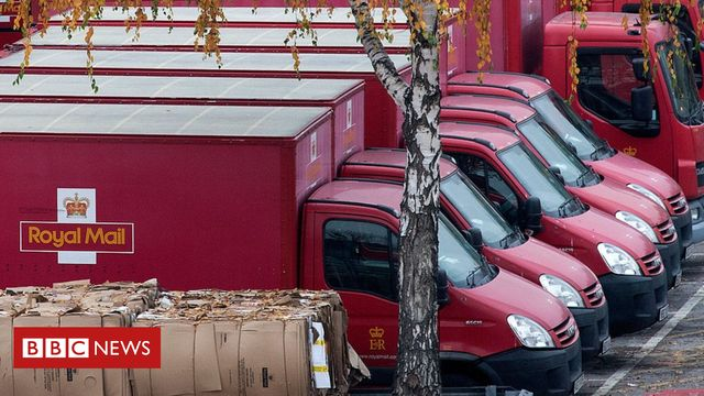 Royal Mail fined £50 million featured image