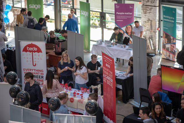 North East's biggest tech careers event to support tech employers and jobseekers during pandemic featured image