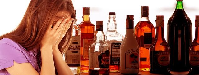 Alcohol: Self medicating for Stress? featured image