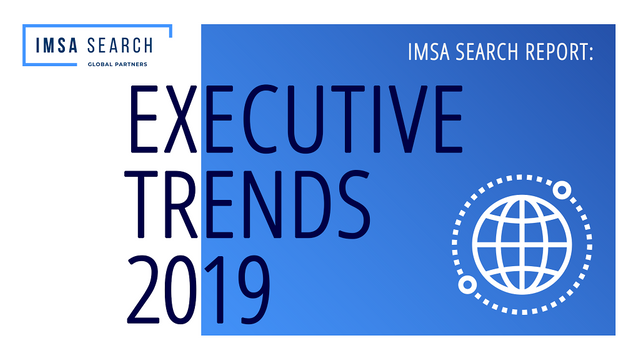 IMSA Search Report on Executive Trends 2019 featured image