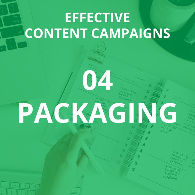 How to conduct a best practice content campaign from start to finish (part 4 - packaging & distribution) featured image