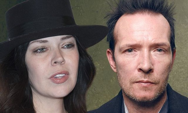 Scott Weiland's widow claims she is owed $64,000 from his estate in accordance with their pre-nup featured image