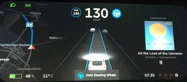 Tesla Owners Using Autopilot Offered 5% Discount From Insurance Firm Direct Line (UK) featured image