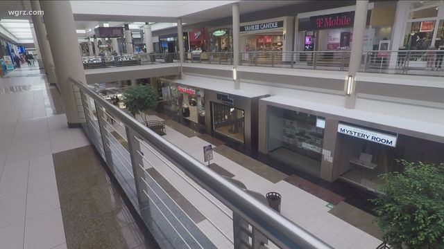 WGRZ Story on Walden Galleria Lawsuits featured image