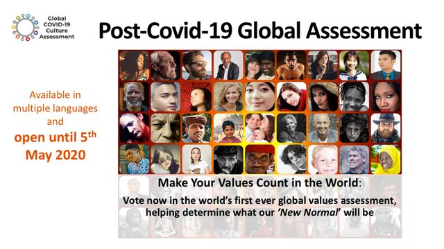 15 Minutes (Action Required) to Shape Our New World Normal featured image
