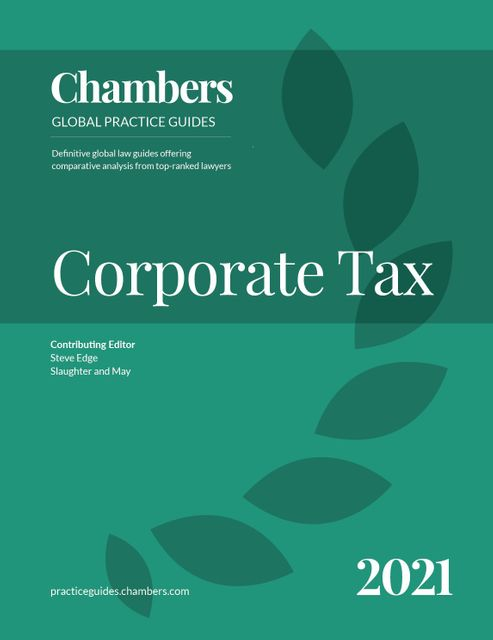 Corporate Tax Guide 2021 featured image