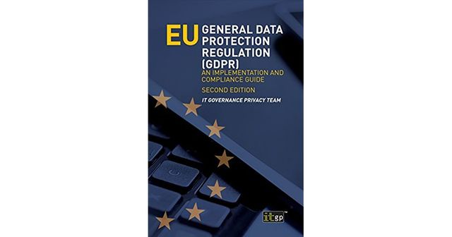 GDPR Book Recommendation featured image