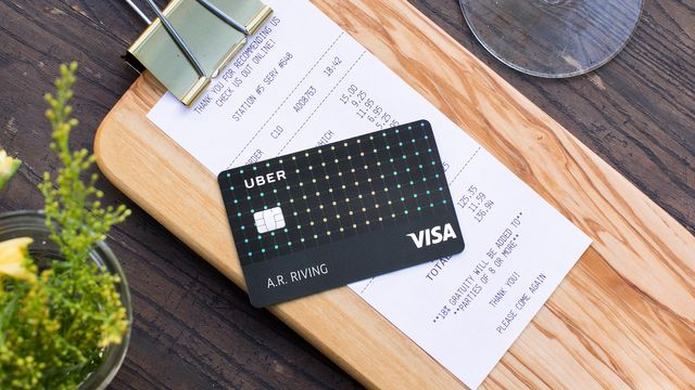 Uber introduces a credit card featured image