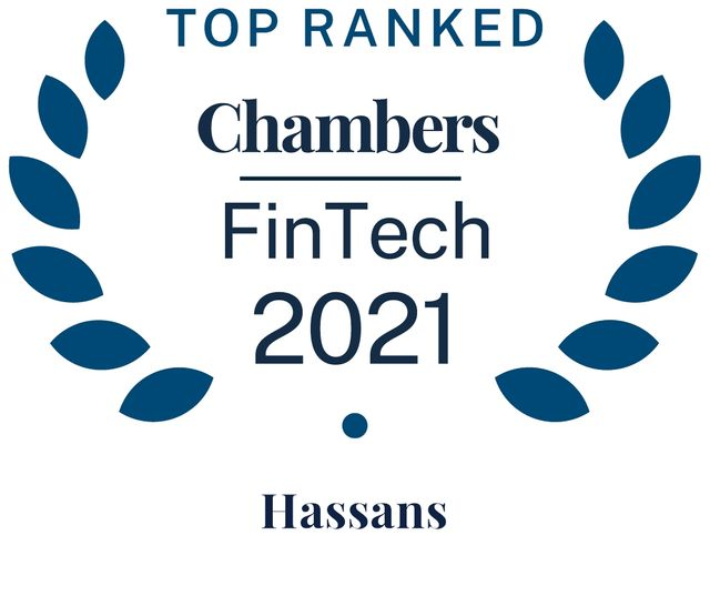 Hassans ranked Tier 1 for third year running in Chambers' FinTech: Professional Advisers Guide featured image
