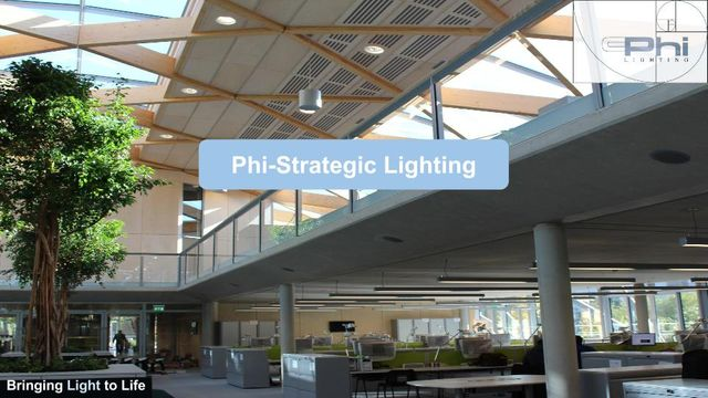 Why not book a Phi Lighting Introduction... featured image