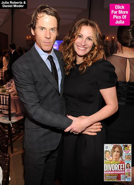 Julia Roberts and Danny Moder - the next celebrities to divorce? featured image