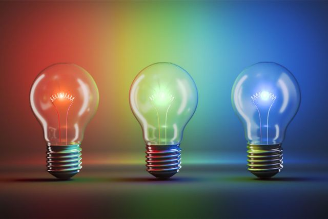 How Entrepreneurs Can Use Coloured Lights to Stay Productive featured image