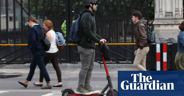 Electric scooters to get green light to go on Britain's public roads featured image