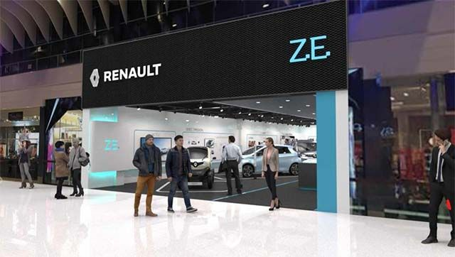 Renault To Open First Dedicated Electric Vehicle Concept Store In Europe featured image