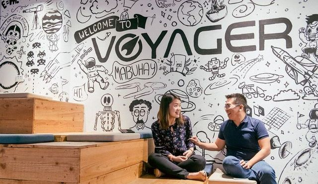 Philippine tech firm Voyager Innovations closes $175m funding from KKR, Tencent featured image