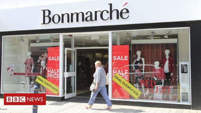 Is it bon voyage to Bonmarché? featured image