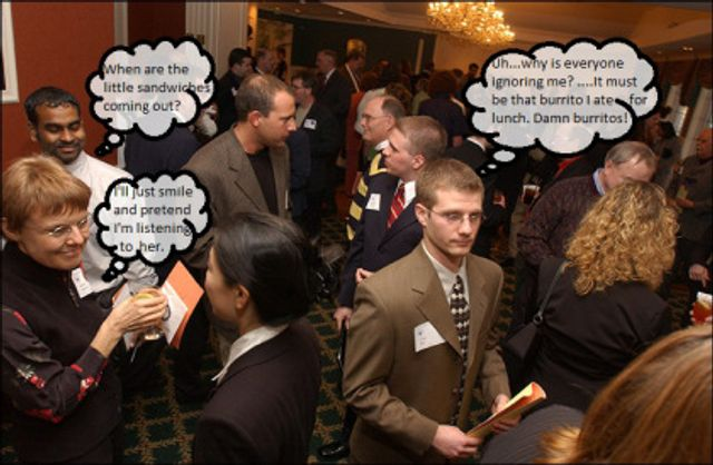 NETWORKING EVENTS (caps intentional) featured image