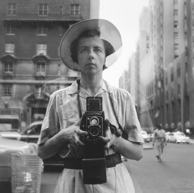 Vivian Maier, a brillant photographer who will never know the height of her own fame... featured image