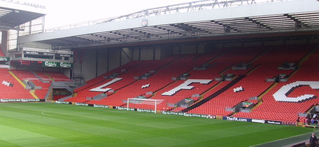 Liverpool claim first with 'Score at the Kop' experience featured image