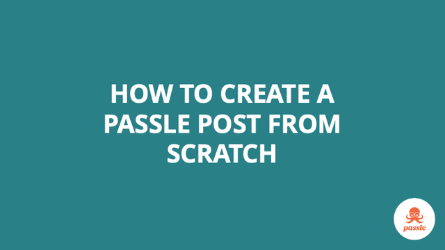 How to create a post without referencing an article  – Passle Knowledge Base featured image
