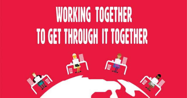 Working together in an uncertain world featured image