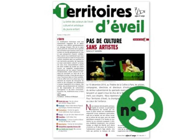 Territoires d'éveil #3 featured image