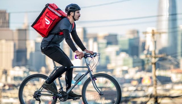 DoorDash Charged with Withholding Drivers' Tips featured image