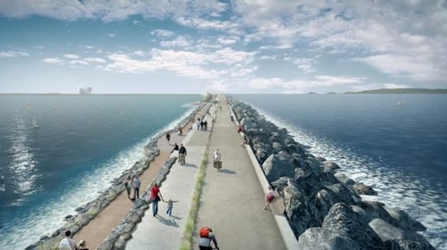 UK Government Won't Back Swansea Tidal Lagoon Project - Good!!!! featured image