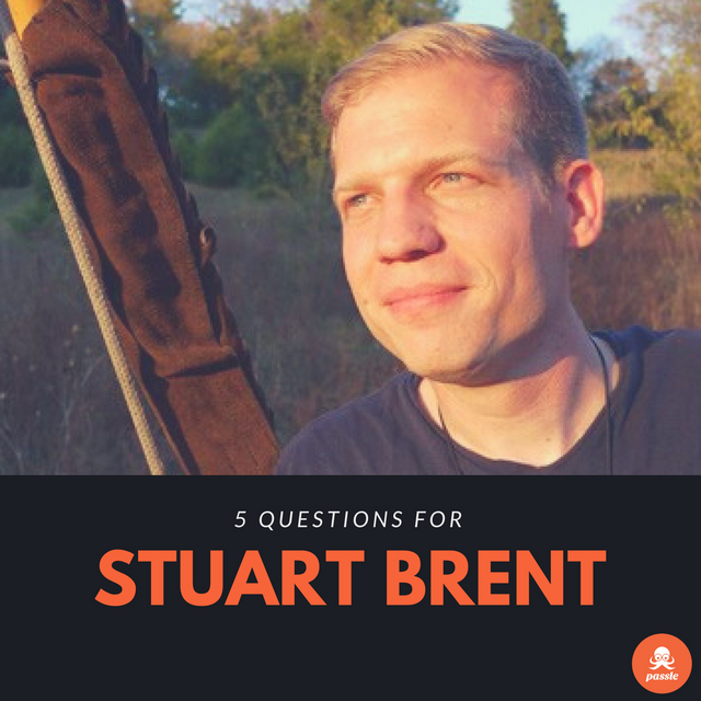 """Be your own first customer"": 5 Questions for Stuart Brent featured image"