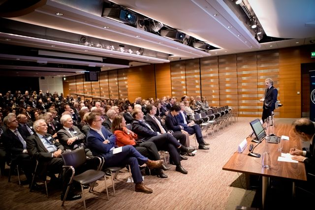 Freshfields hosts 33rd annual Freshfields and Queen Mary University arbitration lecture featured image