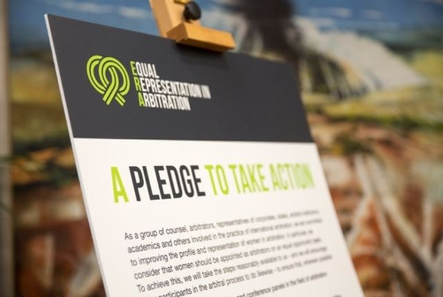 The Equal Representation in Arbitration Pledge reaches 3,000 signatures featured image