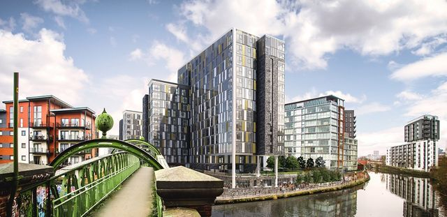 McGoff secure £39.9m development finance featured image